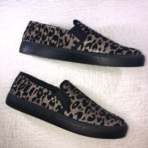 Jessica Simpson Shoes - JESSICA SIMPSON Dinellia Leopard Slip On NIB Sz8.5